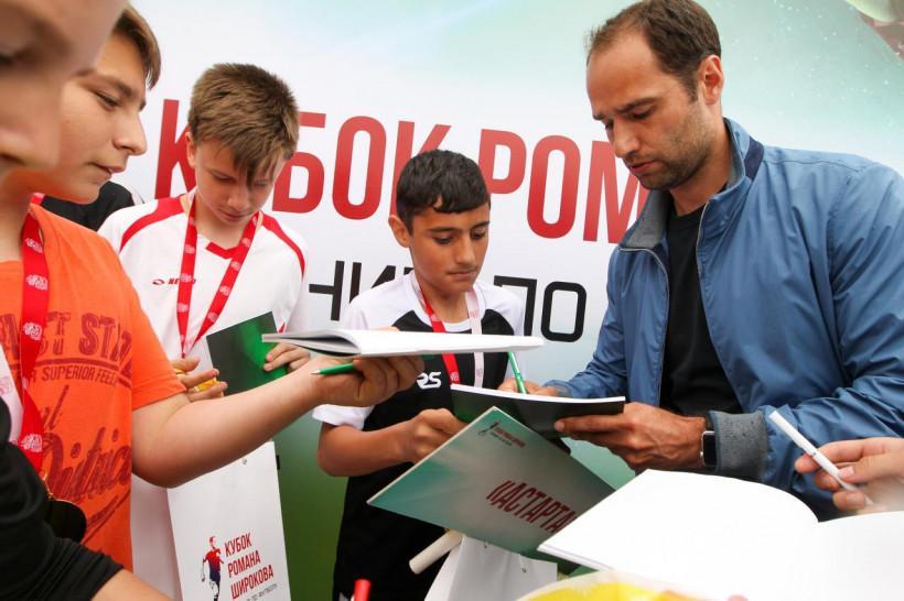 На базе ЧМ-2018 в Дедовске стартовал Кубок Широкова