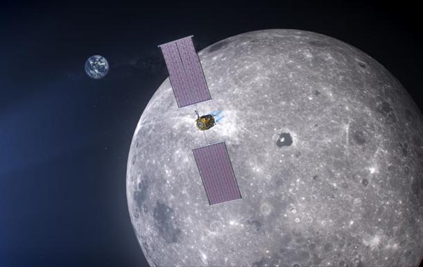 NASA начало строительство первой лунной станции
