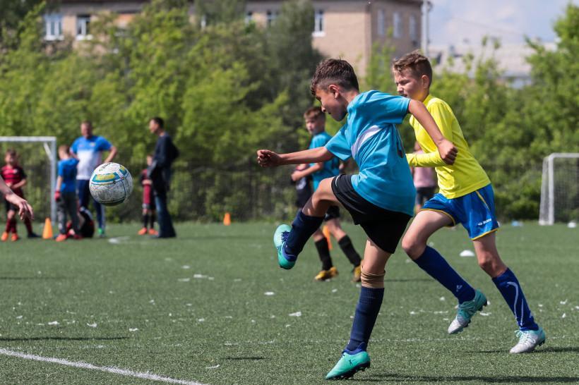 В Подольске пройдет футбольный турнир «Кожаный мяч»