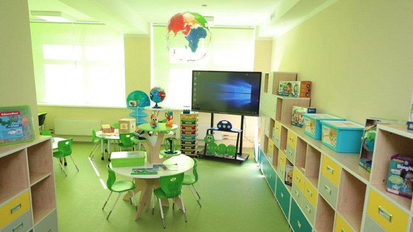 Строительство детского сада завершилось в поселке Горках-10 Одинцовского горокруга