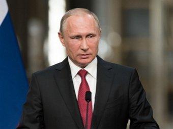 Путин ввел запрет на пассажирское авиасообщение сГрузией