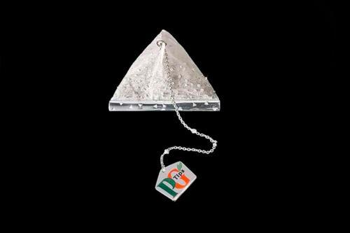 Бриллиантовый чайный пакетик — £7,500 Неотъемлемый атрибут кухонного шкафчика английского джентльмена — черный чай — обрел в 2005 году неприлично дорогую форму. К 75-летнему юбилею классического производителя напитка PG Tips ювелирная компания Boodles выпустила чайный пакетик из 280 бриллиантов. На момент выпуска его стоимость равнялась более чем $14,300 в эквиваленте, что с учетом инфляции сегодня составило бы почти $22,000. В отличие от многих других позиций нашего рейтинга, однако, этот предмет не только принес прибыль создателям: пакетик разыграли на благотворительном аукционе по сбору средств для Манчестерской детской больницы.