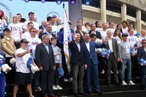Состоялся XXX Всероссийский олимпийский день