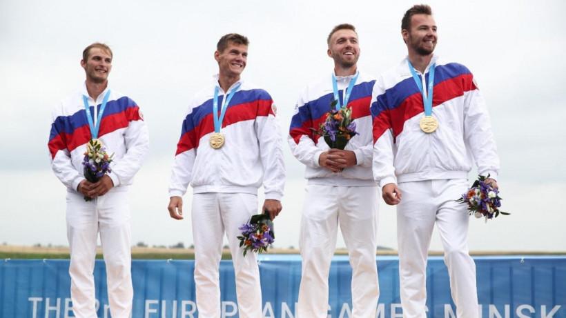 Еще 21 медаль завоевали подмосковные спортсмены на Европейских играх