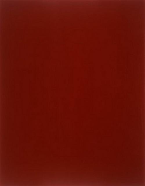 Герхард Рихтер. «Кроваво-красное зеркало» — 1,1 млн долларов.