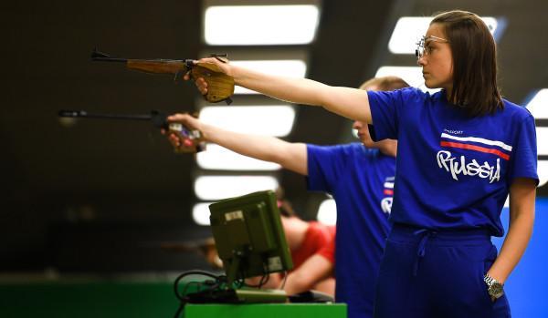 Две бронзовые медали на всероссийских соревнованиях по пулевой стрельбе
