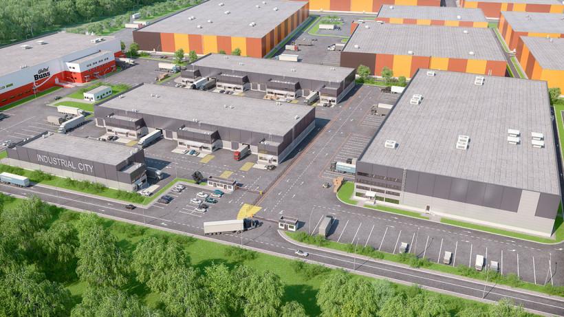 Строительство первого коворкинга для промышленности завершили в Подольске