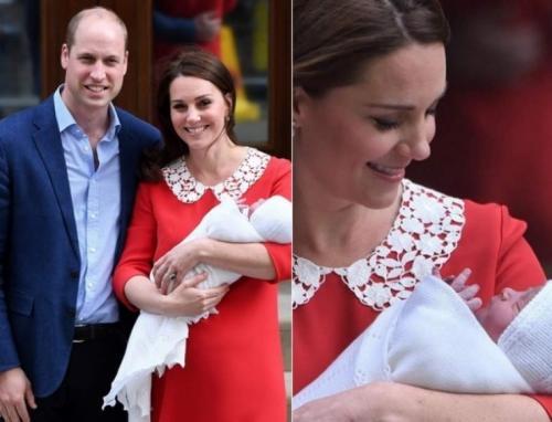 Кейт Миддлтон, 35 лет Герцогиня Кембриджская всегда была худышкой, однако и ее не обошли естественные изменения, связанные с появлением детей.