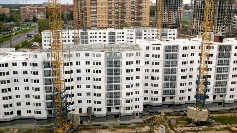 Строительство домов в Долгопрудном