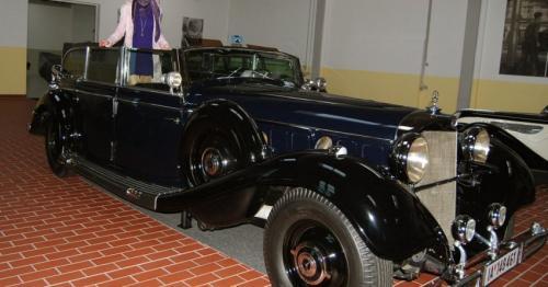 В 2009 году Mercedes Benz 770k, принадлежавший Адольфу Гитлеру за 10 миллионов евро приобрел миллиардер из Москвы, пожелавший остаться неизвестным.