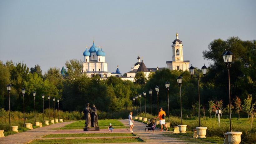 Губернатор посетил Серпухов 15 августа 2018 года