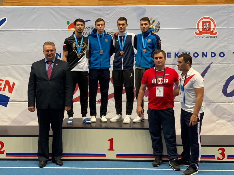 Подмосковный спортсмен завоевал серебряную медаль на международных соревнованиях по тхэквондо
