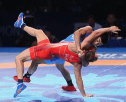 Сергей Емелин – серебряный призёр Чемпионата мира по греко-римской борьбе в категории до 60 кг