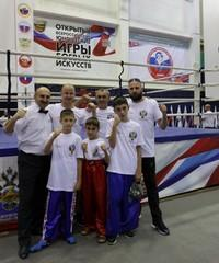 В Анапе стартовали XII открытые Всероссийские юношеские Игры боевых искусств