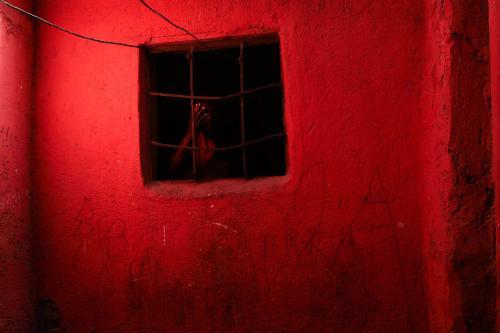 Внутренний двор дома, Эфиопия. (Фото ndrea Torrei, 2020 Sony World Photography Awards):