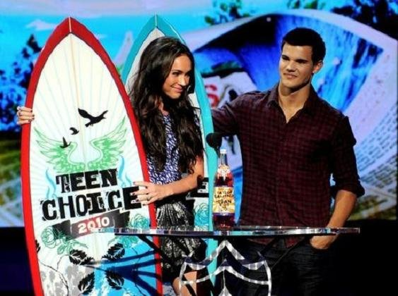 В Лос-Анжелесе состоялась церемония Teen Choice Awards 2010