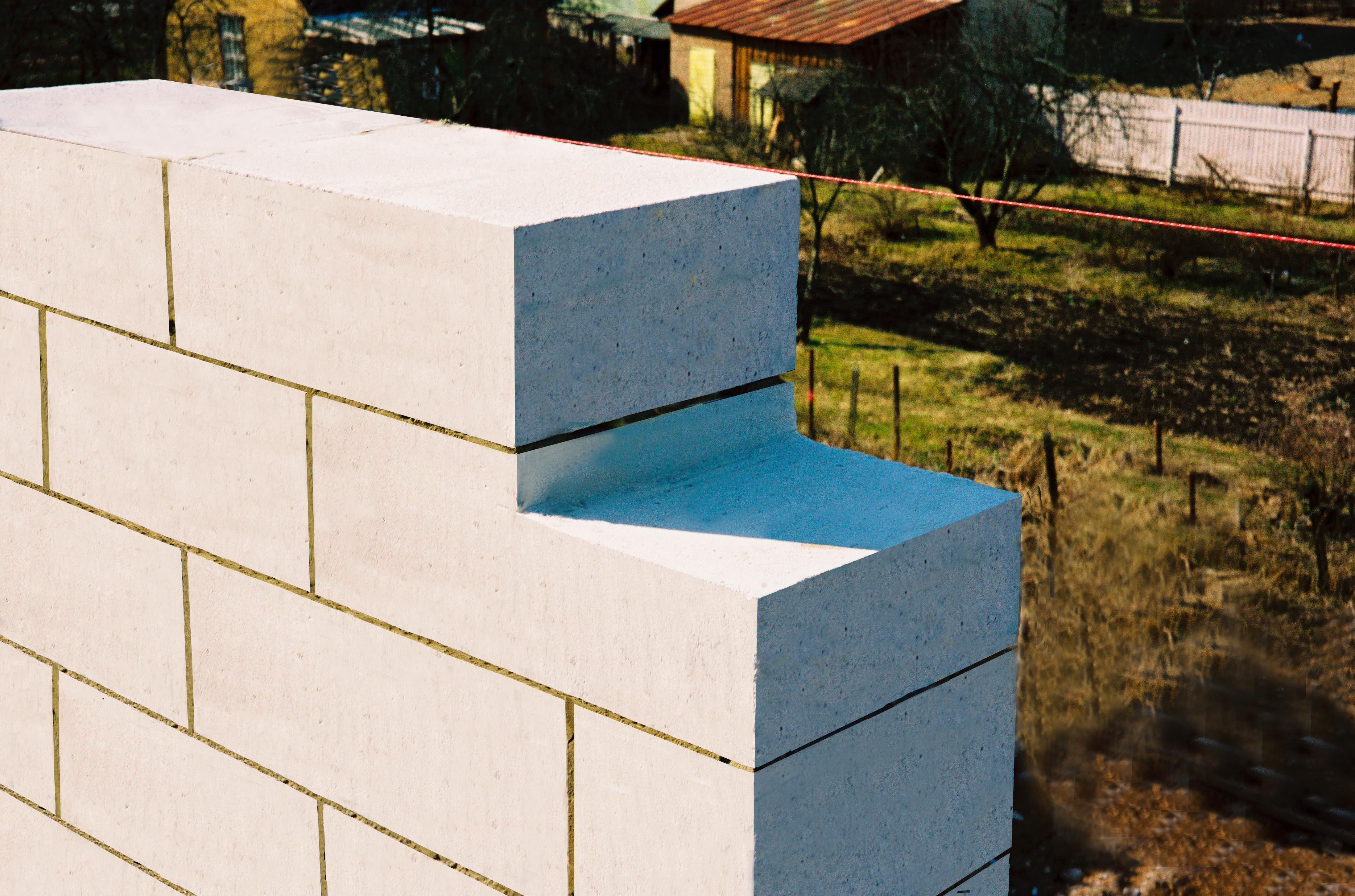 пеноблок для строительства дома цена