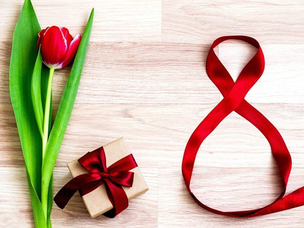 Что подарить на 8 марта? Идеи подарков
