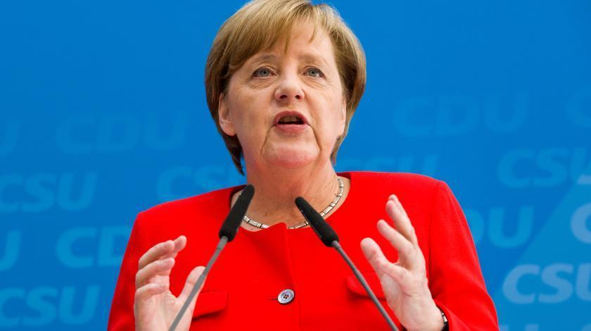 Меркель под прицелом?