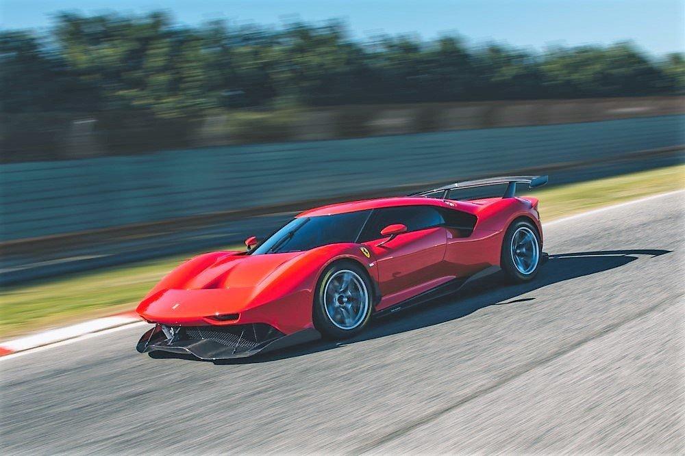 Ferrari представила эксклюзивный спорткар, над которым работала 4 года