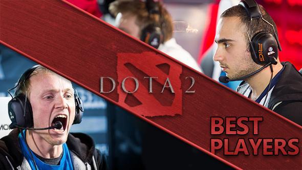 Лучшие игроки в Dota 2 в мире