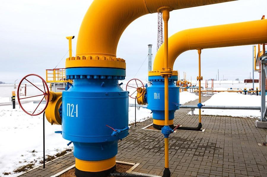 Украина предложила Европе воспользоваться своими газохранилищами