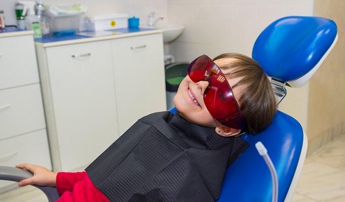 Седация для лечения детей в стоматологии