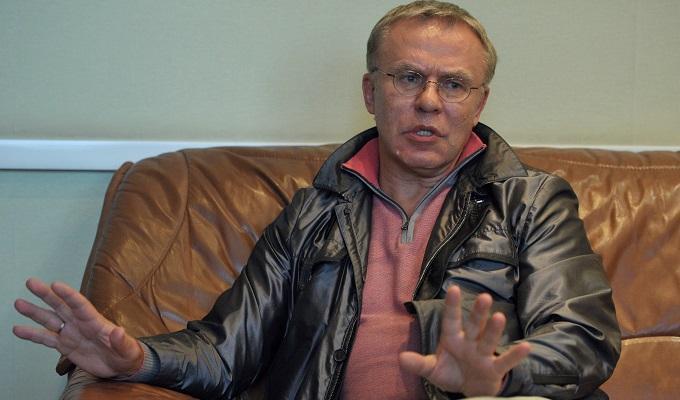 Вячеслав Фетисов: «Допинг-скандал смешон до безобразия»