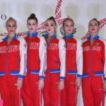 12 медалей на этапе мирового Кубка вызова по художественной гимнастике