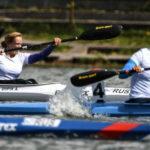 Александра Дупик завоевала золотую медаль на Кубке России по гребле на байдарках и каноэ