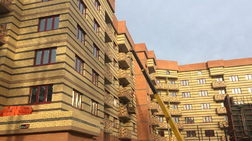Более 20 многоэтажек поставили в мае на кадастровый учет в Подмосковье