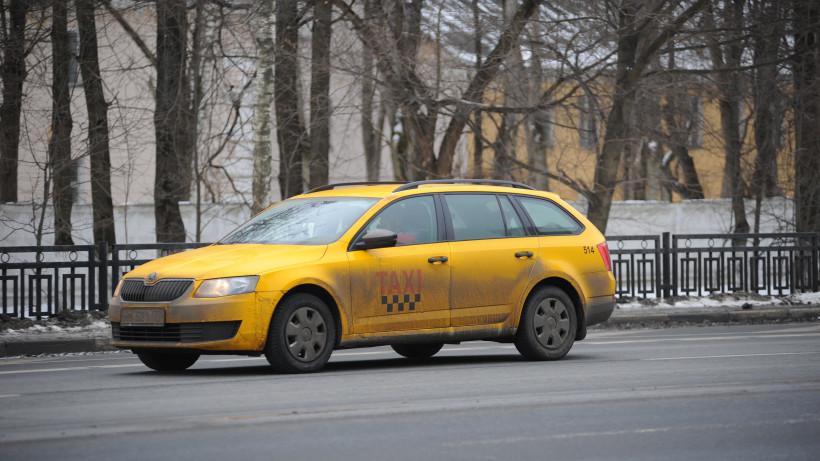 Более 20 тыс. такси бесплатно перевезут ветеранов в Московской области 9 мая