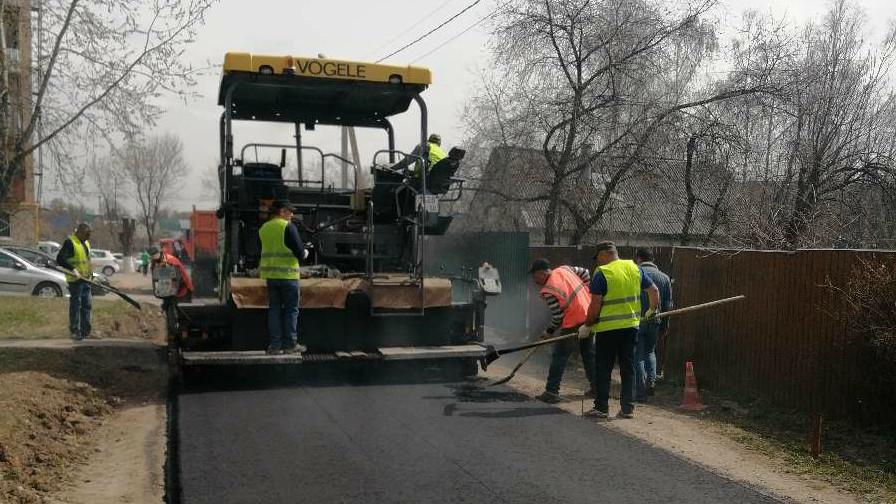 Более 40 участков дорог отремонтируют в Ступине в 2019 году