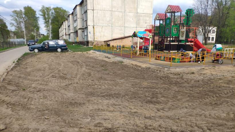 Более 50 детских площадок привели в порядок по предписаниям Госадмтехнадзора в Волоколамске