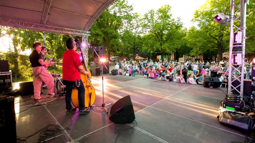Четвертый сезон проекта «Танцуй в парках» стартует в Подмосковье 1 июня