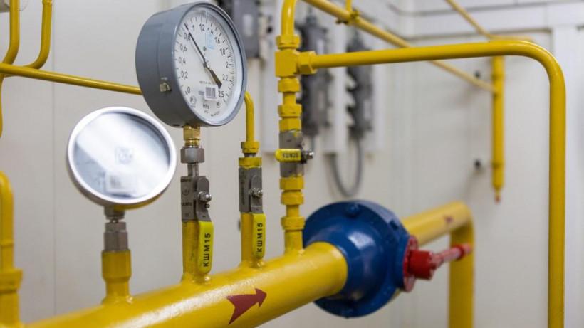 Пять населенных пунктов газифицировали за неделю в Подмосковье