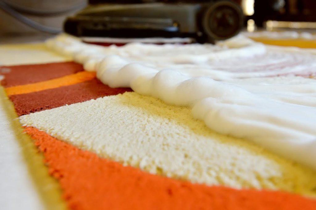 Для чего чистят ковры