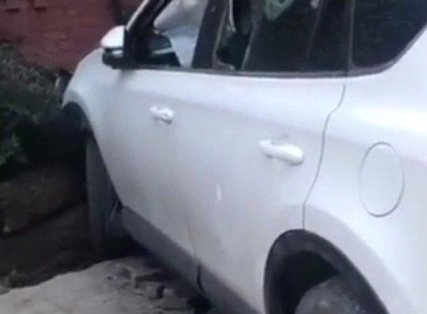 Дагестанцы закидали камнями автоледи, сбившую четырех пассажиров (ВИДЕО)