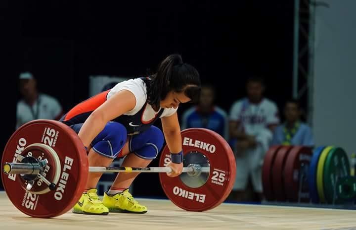 Два золота, серебро и бронза на чемпионате ЦФО по тяжелой атлетике