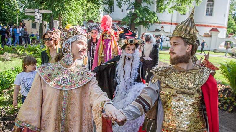 Фестивальное лето в Подмосковье