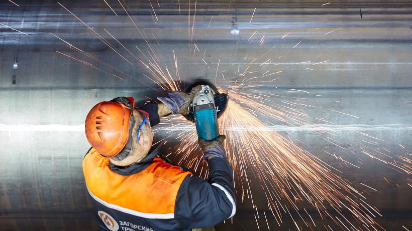 Годовой рост промышленного производства Московской области составил более 10%