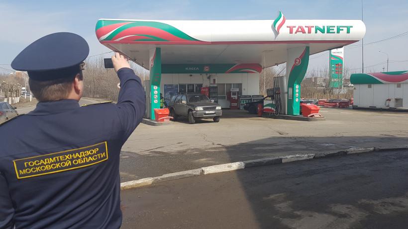 Госадмтехнадзор привел в порядок почти 1 тыс. дорожных объектов в Подмосковье с начала года