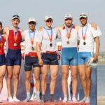 Гребцы из Московской области стали призерами Всероссийских соревнований