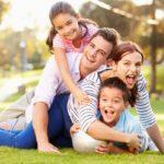 Игровая программа «Мы спортивный семья»