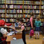 Игровая программа «Вокруг да около библиотеки»