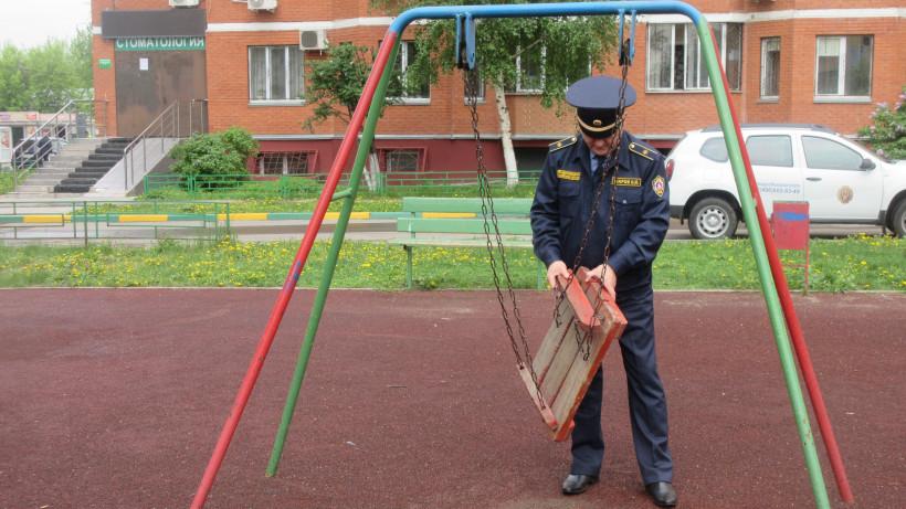Инспекторы Госадмтехнадзора привели в порядок более 700 объектов в Подмосковье за неделю