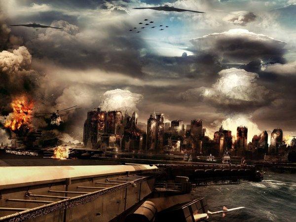 Эксперт: Третья мировая война уже началась