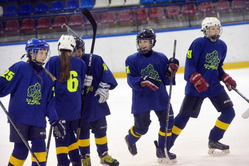 Команда из Московской области стала бронзовым призером женской «Золотой шайбы»