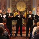 Концерт Мужского хора Вологодской филармонии