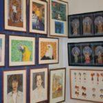 Конкурс юных художников на премию имени Р. С. Мэрдыгеева
